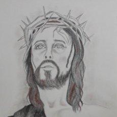 Arte: CRISTO OBRA DE GILABERTE. Lote 205143820