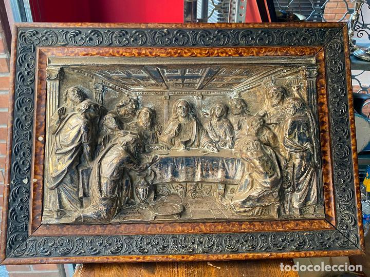 PRECIOSO RETABLO RELIGIOSO (Arte - Arte Religioso - Retablos)
