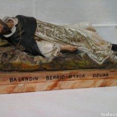 Arte: BEATO VALENTÍN DE BERRIOTXOA BALENDIN BERRIO-OTXOA DEUNA. Lote 205402858