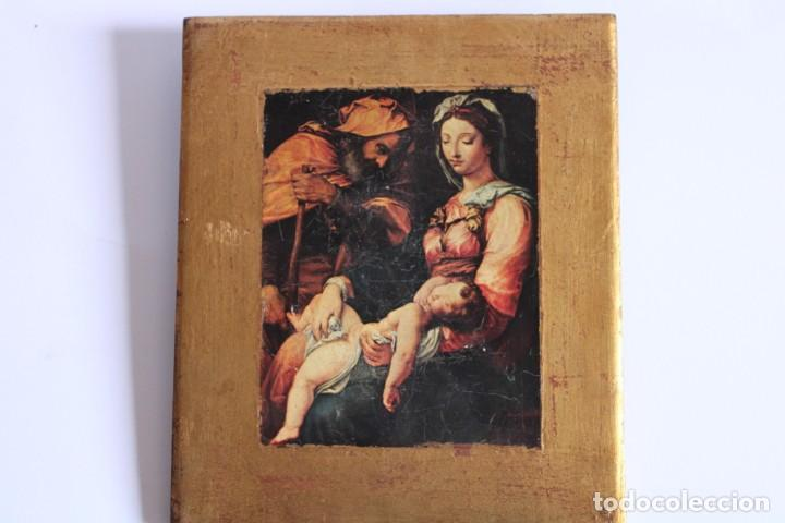 ANTIGUO ICONO (Arte - Arte Religioso - Iconos)
