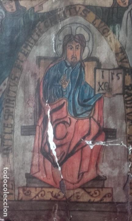 Arte: Pantocrator / estilo románico - Foto 3 - 205821835