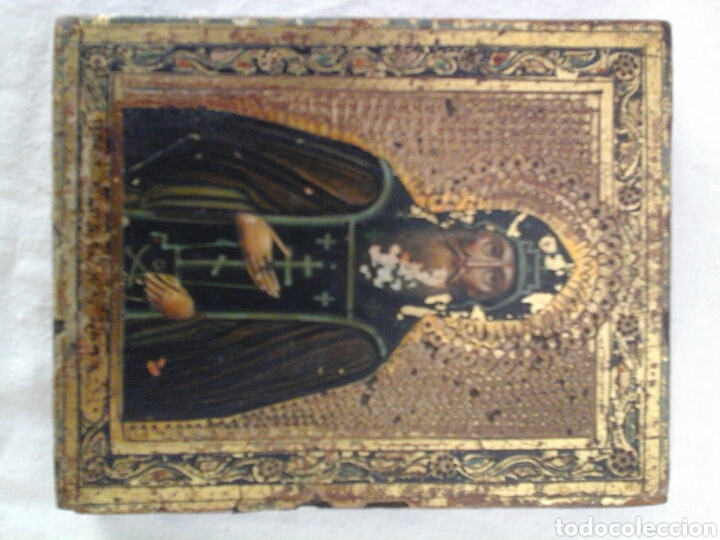 Arte: Icono San Nicolas - Foto 3 - 206352330