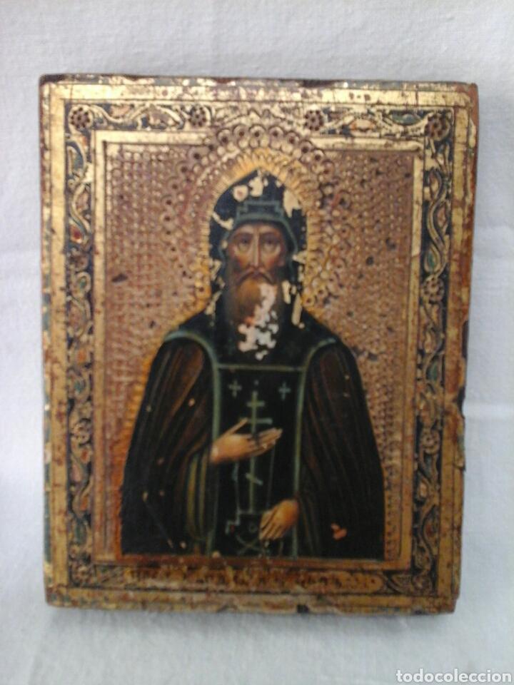 ICONO SAN NICOLAS (Arte - Arte Religioso - Iconos)