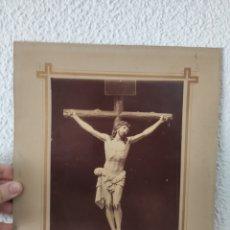 Arte: CRISTO IMAGEN LAMINA. Lote 206522693