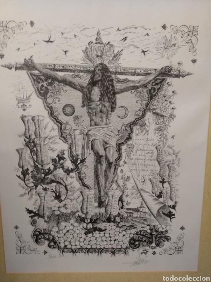 CRISTO DE LA EXPIRACIÓN (JEREZ) (Arte - Arte Religioso - Pintura Religiosa - Otros)