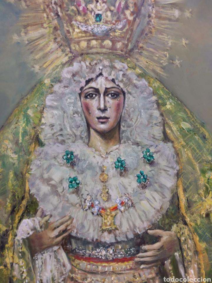 Arte: Esperanza Macarena 2020 - Foto 3 - 210063548