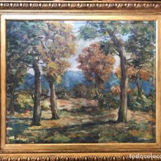 Arte: G.ESTEBAN,GRUNWALD ASLGE ESTEGAN, HUNGRIA 1909,MADRID,BARCELONA ,CADIZ,SEVILLA,MALAGA,ROMA,BERLIN. Lote 210447320