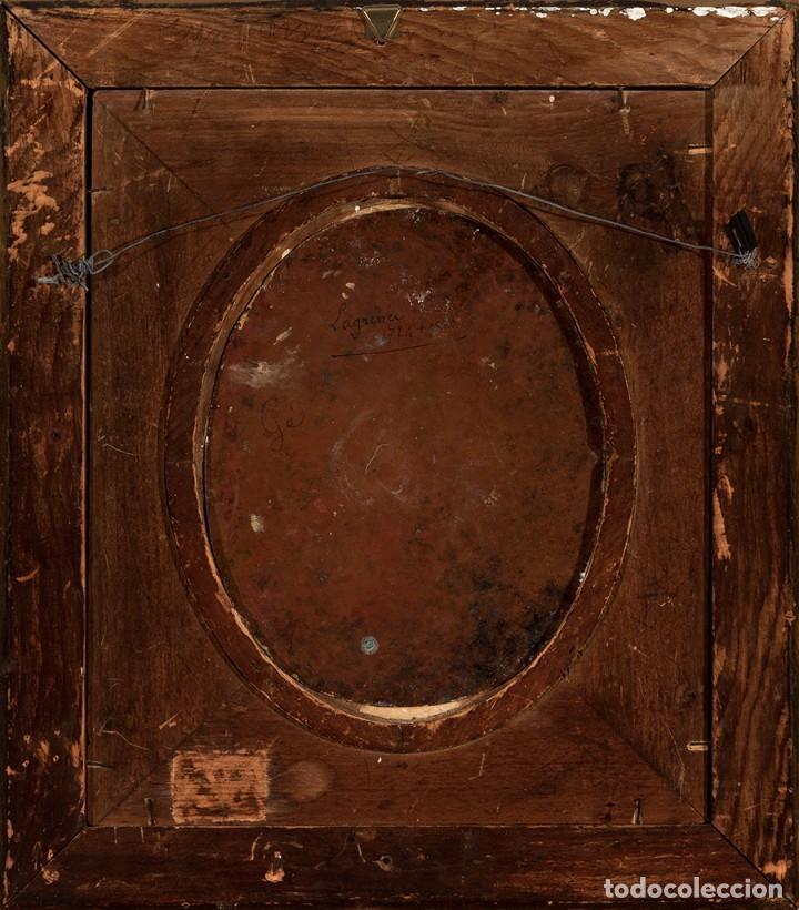 Arte: FRANCESCO DE MURA (ITALIAN, 1696 - 1782) Vergine Immacolata oil on copper Virgen Inmaculada - Foto 6 - 153659170