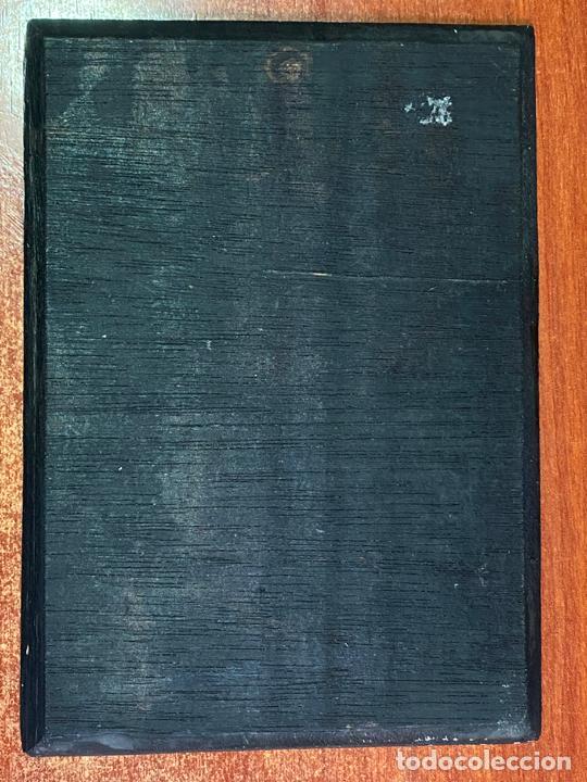 Arte: óleo sobre tabla , firmado m. reville , copia de murillo - Foto 4 - 210826832