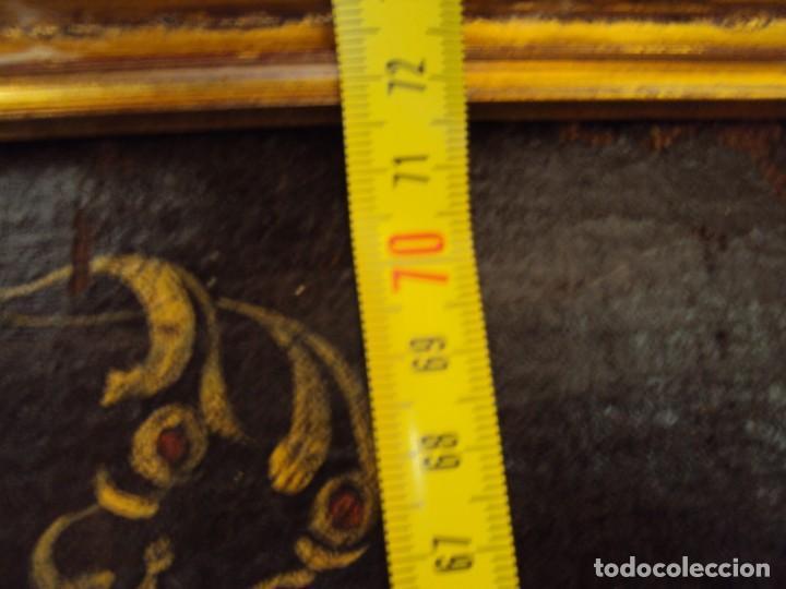 Arte: (ANT-200780)OLEO SOBRE LIENZO VIRGEN DE LOS DOLORES - SIGLO XVIII - Foto 18 - 211265699