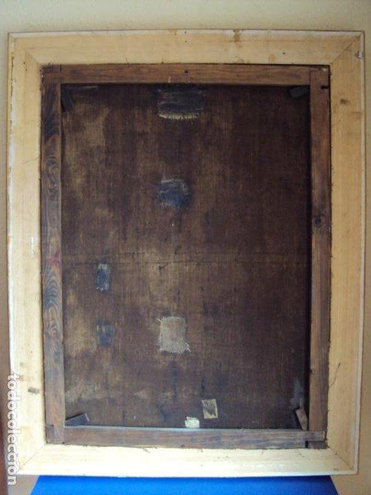 Arte: (ANT-200780)OLEO SOBRE LIENZO VIRGEN DE LOS DOLORES - SIGLO XVIII - Foto 26 - 211265699