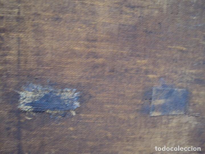 Arte: (ANT-200780)OLEO SOBRE LIENZO VIRGEN DE LOS DOLORES - SIGLO XVIII - Foto 31 - 211265699