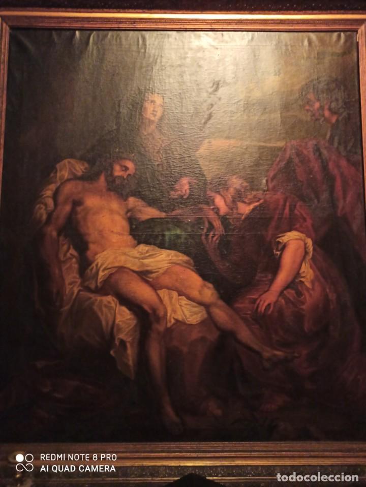 Arte: La piedad de Van Dyk. - Foto 30 - 57934287