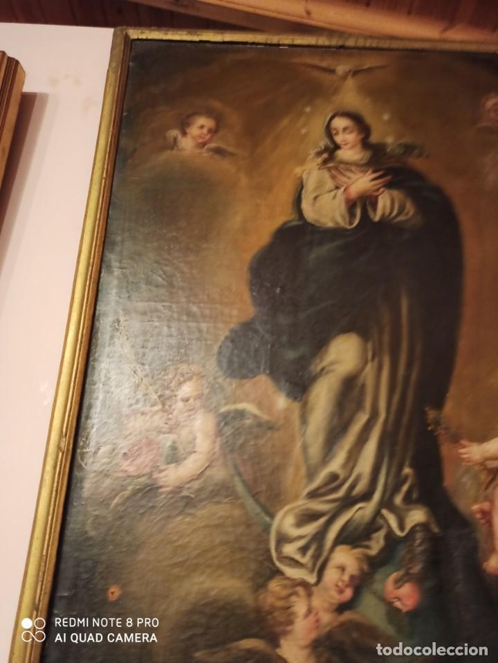 Arte: Inmaculada siglo xviii . - Foto 62 - 97877059