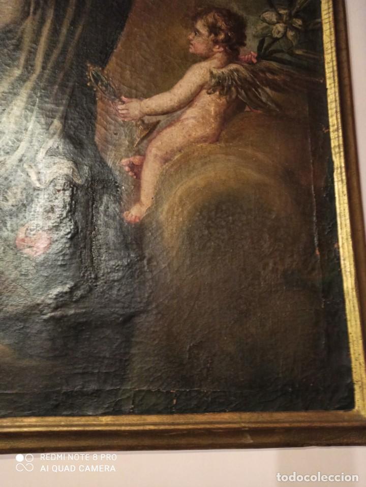 Arte: Inmaculada siglo xviii . - Foto 64 - 97877059
