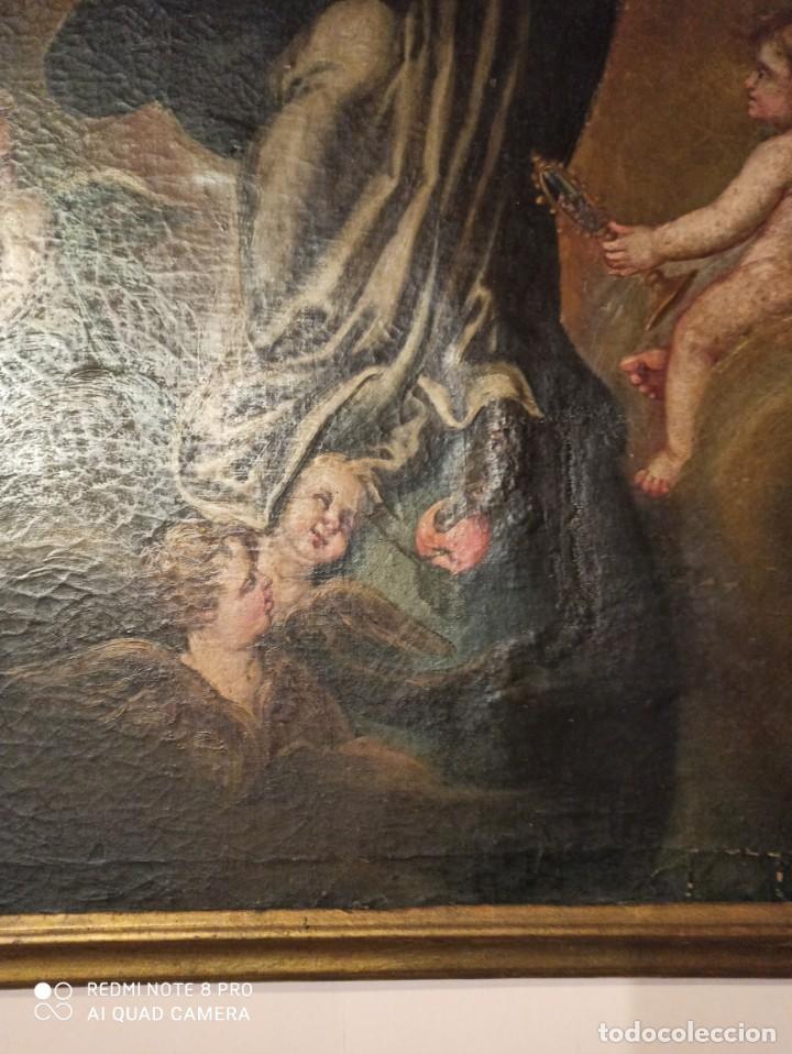 Arte: Inmaculada siglo xviii . - Foto 65 - 97877059