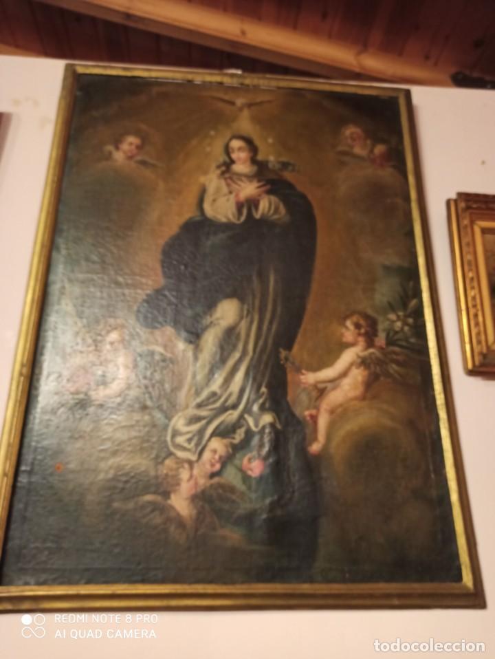 Arte: Inmaculada siglo xviii . - Foto 68 - 97877059