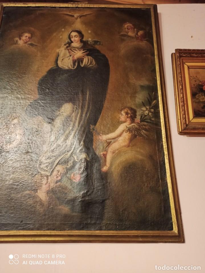 Arte: Inmaculada siglo xviii . - Foto 69 - 97877059