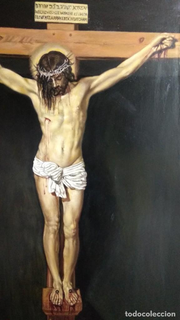 Arte: CRISTO DE VELAZQUEZ - Foto 3 - 211642589