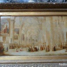 Arte: JOHN SCARLETT DAVIS (LEOMINSTER 1804-1845 LONDRES). Lote 214866148
