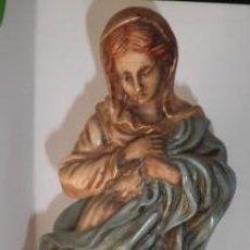 Arte: VIRGEN INMACULADA EN MARFILINA. Lote 215381687