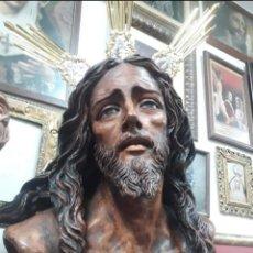 Arte: JESÚS DE LA AGONÍA SUBASTA DE BONDAD CÁRITAS- ALFONSO CASTELLANO TAMARIT. Lote 215423488