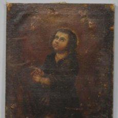 Arte: NIÑO DE LA ESPINA. OLEO S/ LIENZO. ATRIBUIDO A FRANCISCO CAMILO. SIGLO XVII. Lote 215751448