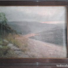 Arte: VANCELLS VIETA, JOAQUIM. BARCELONA, 1866 –1942. Lote 215890750