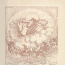 Arte: EL PARENOSTRE – L'AVEMARIA – LOLA ANGLADA SARRIERA – 1951. Lote 216585972