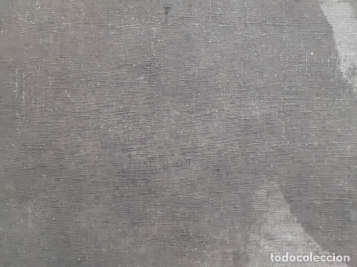 Arte: ÓLEO SOBRE LIENZO, ECCE HOMO, SIGLO XVI-XVII, 1000-044 - Foto 15 - 176505808