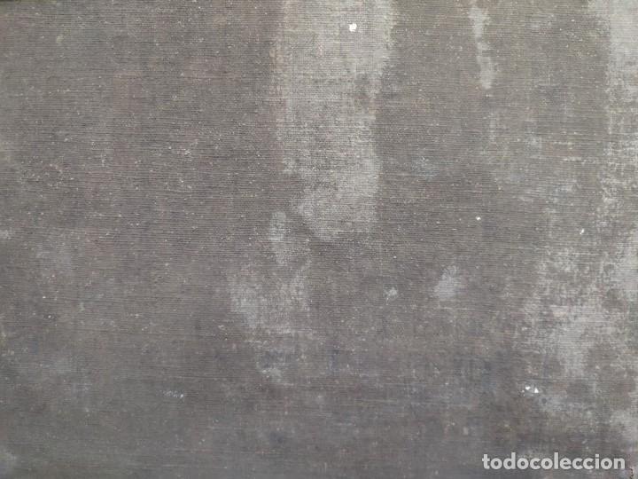 Arte: ÓLEO SOBRE LIENZO, ECCE HOMO, SIGLO XVI-XVII, 1000-044 - Foto 17 - 176505808
