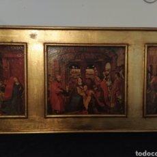 Art: VIRGEN MARÍA. JESÚS. ORIGINAL AÑOS 60.. Lote 216842666