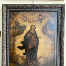 Art: INMACULADA - S. XVIII. Lote 217089100