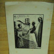 Arte: LITOGRAFIA RELIGIOSA. Lote 217875882