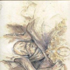 Arte: GRABADO FERNANDO J. AGUADO 40 X 32 2008 (¡ AGUA...!!). Lote 217979468