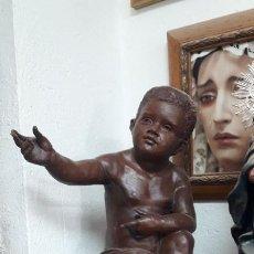 Arte: BOCETO DE TERRACOTA... ALFONSO CASTELLANO TAMARIT. Lote 219080006