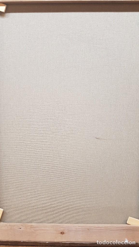 Arte: OLEO SOBRE TELA ANONIMO SAN TOBIAS SXVIII - Foto 18 - 219305281