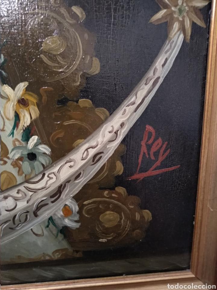 Arte: Fabuloso óleo Virgen del Rocio - Foto 9 - 221508142