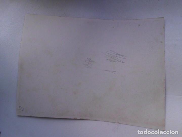 Arte: Antigua litografía de dama - Foto 3 - 221601756
