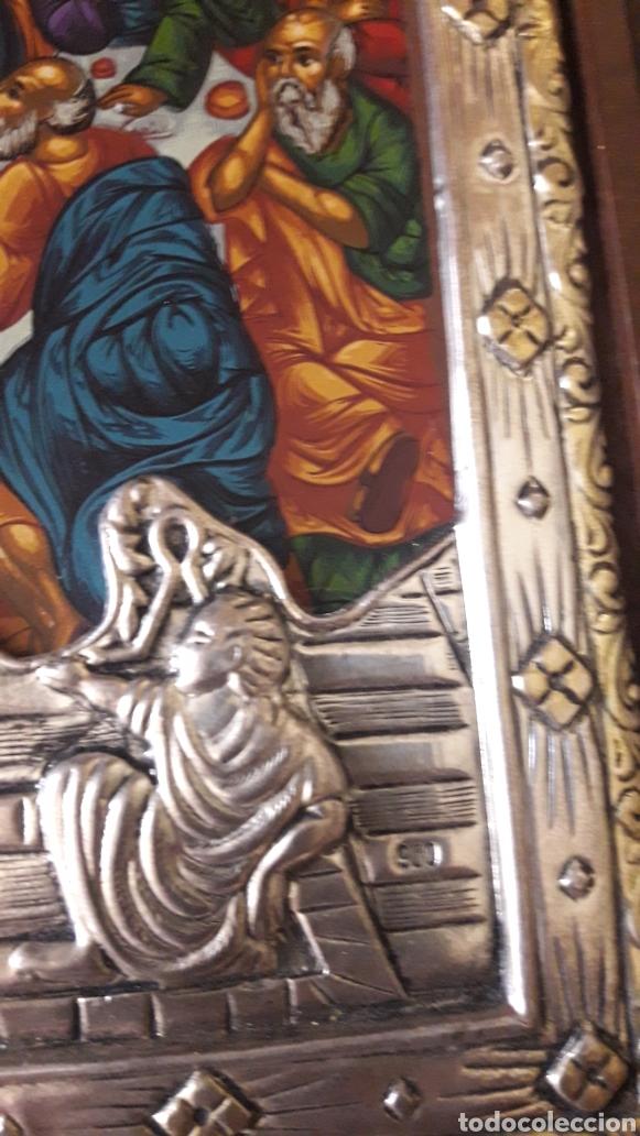 Arte: Icono de plata y oro - Foto 2 - 221832291