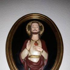 Arte: SAGRADO CORAZÓN DE JESUS. Lote 221859091
