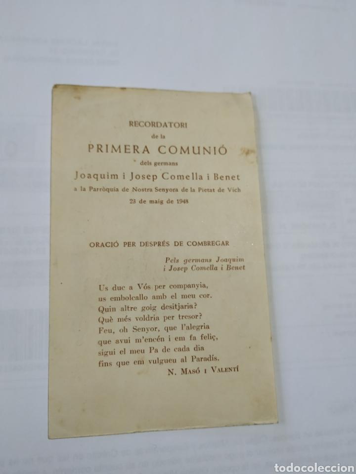 Arte: Lote primera comunion, Año 1948 - Foto 8 - 222037521