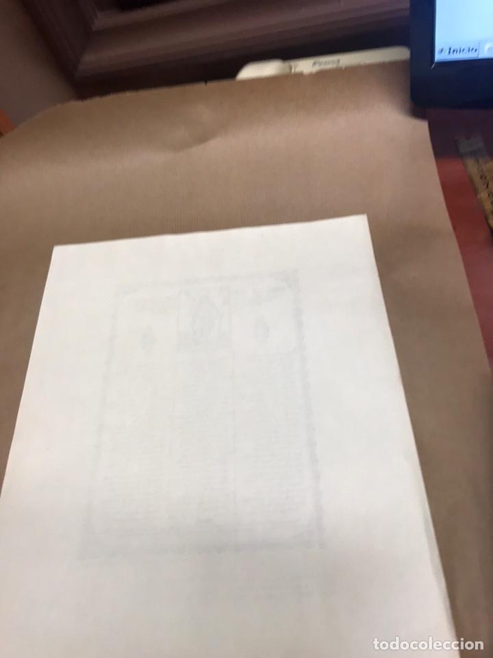 Arte: EDICION FACSIMIL DEL 1891GOIGS DEL GLORIOS SAN ANASTASI FILL DE LLEIDA 50 EJEMPLARES 1943 LERIDA - Foto 4 - 222040675