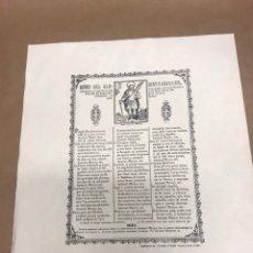 Arte: EDICION FACSIMIL DEL 1891GOIGS DEL GLORIOS SAN ANASTASI FILL DE LLEIDA 50 EJEMPLARES 1943 LERIDA. Lote 222040675