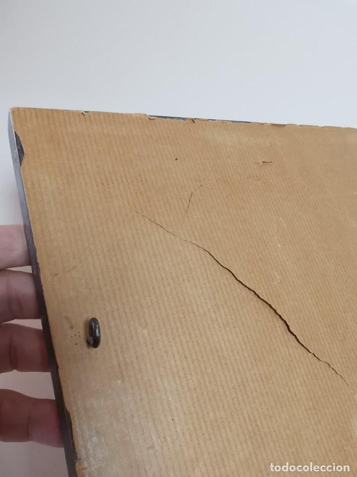 Arte: GRABADO ORIGINAL exvoto curacion virgen del pilar sucedio en calanda año 1640-ALCAÑIZ-SIGLO XIX - Foto 5 - 222052731