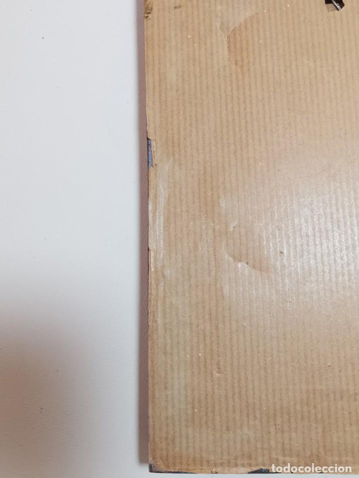 Arte: GRABADO ORIGINAL exvoto curacion virgen del pilar sucedio en calanda año 1640-ALCAÑIZ-SIGLO XIX - Foto 10 - 222052731
