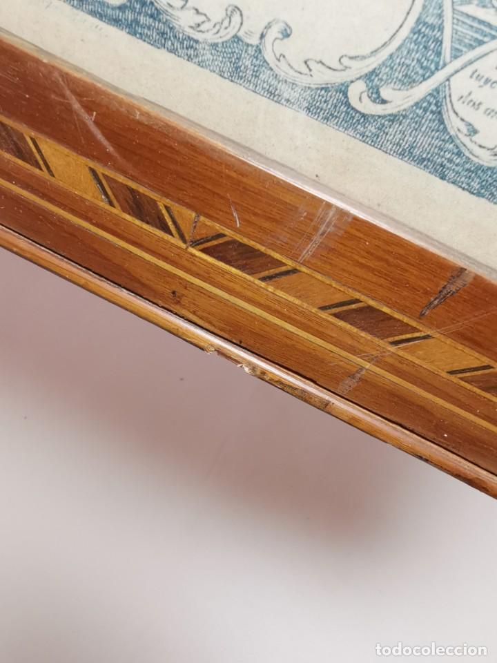 Arte: GRABADO ORIGINAL exvoto curacion virgen del pilar sucedio en calanda año 1640-ALCAÑIZ-SIGLO XIX - Foto 21 - 222052731
