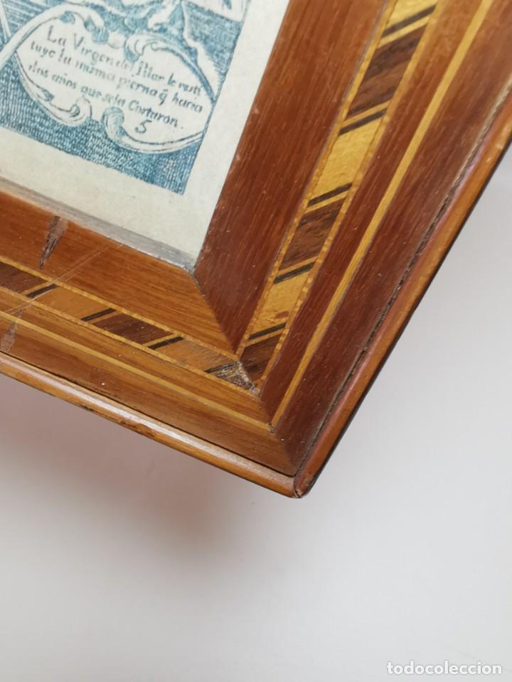 Arte: GRABADO ORIGINAL exvoto curacion virgen del pilar sucedio en calanda año 1640-ALCAÑIZ-SIGLO XIX - Foto 22 - 222052731