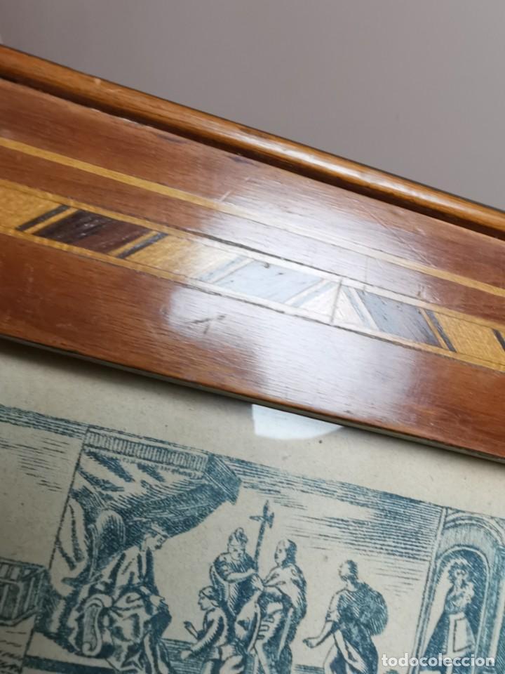 Arte: GRABADO ORIGINAL exvoto curacion virgen del pilar sucedio en calanda año 1640-ALCAÑIZ-SIGLO XIX - Foto 31 - 222052731