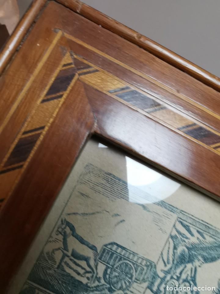 Arte: GRABADO ORIGINAL exvoto curacion virgen del pilar sucedio en calanda año 1640-ALCAÑIZ-SIGLO XIX - Foto 32 - 222052731